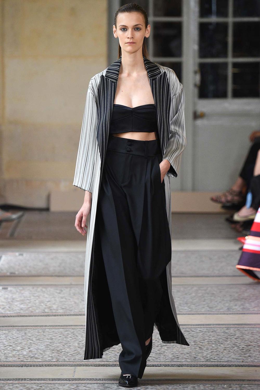 Bouchra Jarrar Haute Couture Fall 2015 via fashioned by love british fashion blog