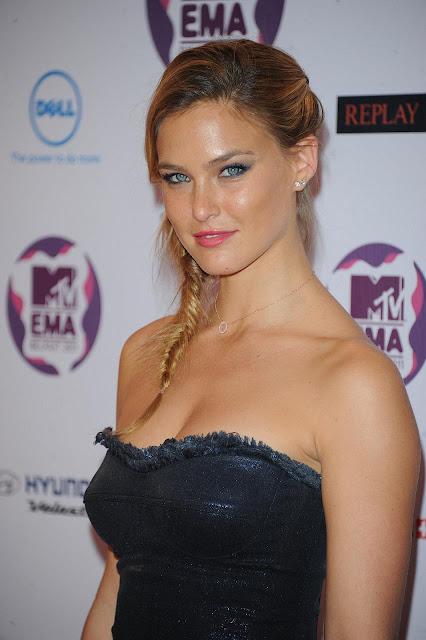 Bar Refaeli MTV European Music Awards