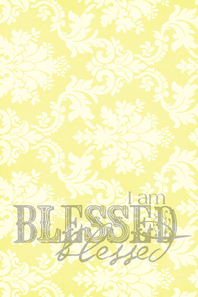 I Am Blessed Wallpaper A Pocket full of LDS p...