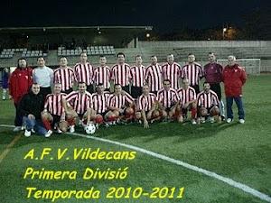 A.F.V.VILADECANS. 2010-11