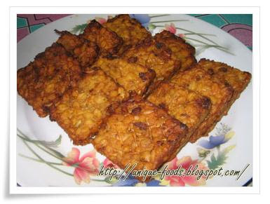 Ady's Foods | Indonesian Recipes and Foods : Tempe