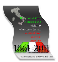Festeggiamo inseieme l&#39;unione dell&#39;italia