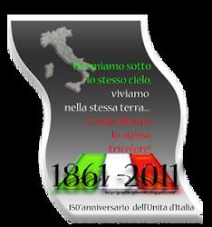 Festeggiamo inseieme l'unione dell'italia