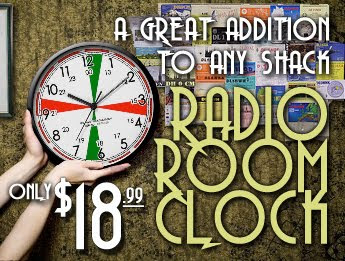 Radio Room Clock