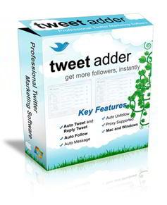 Tweet Adder Tool