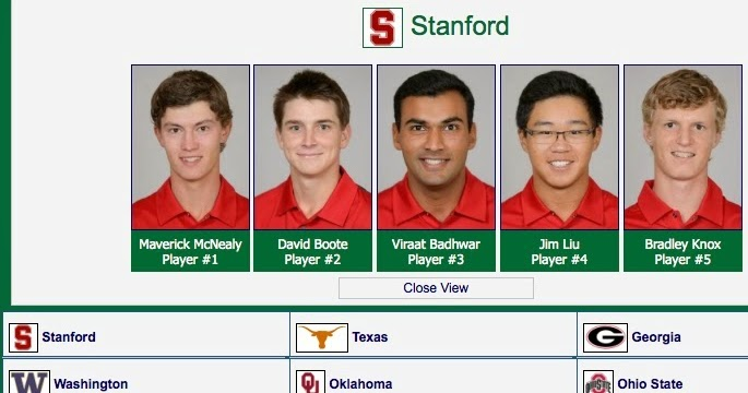 Stories of the Season: Stanford competes in the Nike ...