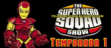 El Escuadron De Super Heroes: Temporada 01 720p