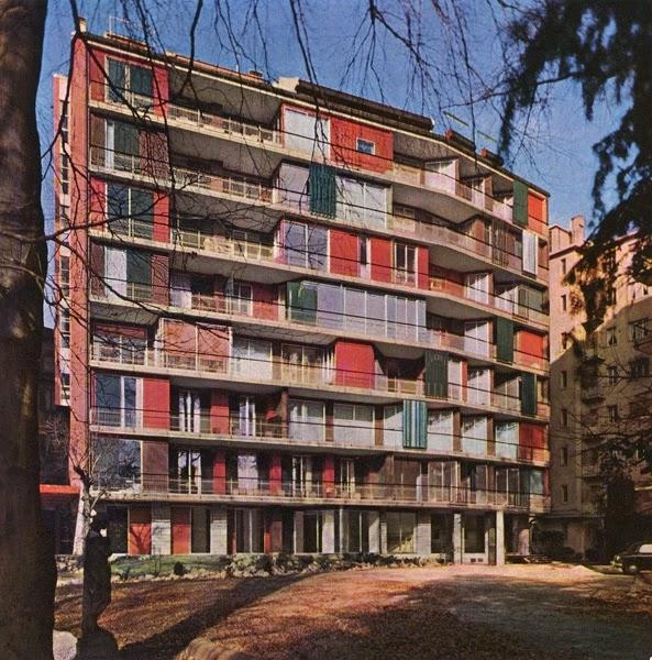 Geschmackssachen der architekt giulio minoletti - Corso di porta romana ...