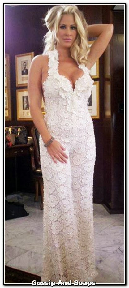 Ten Thousand Hours of Sewing ...: Bride\'s Stretch Lace Jumpsuit ...