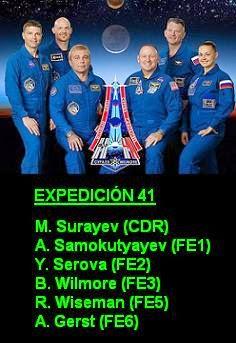 Expedición 41