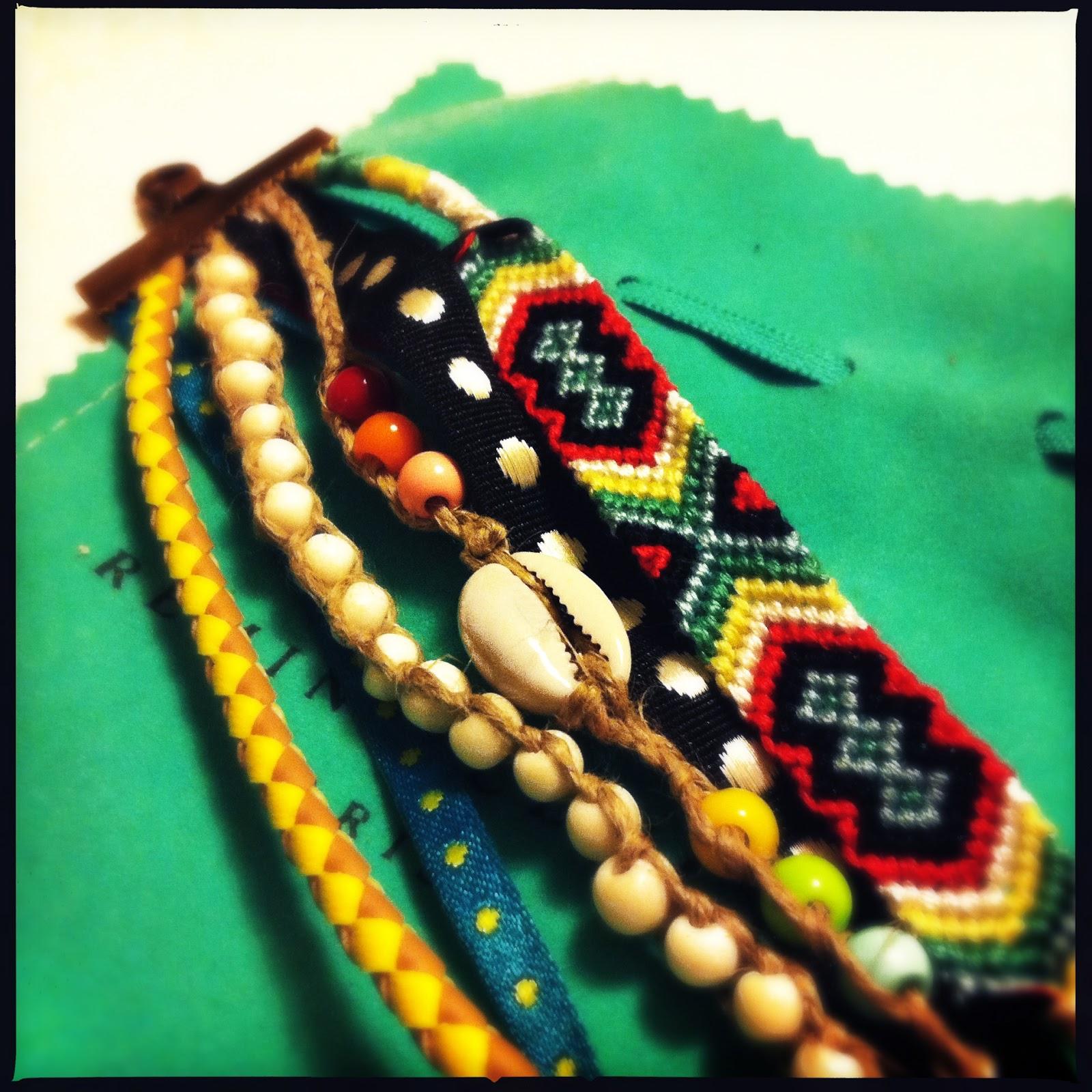 Ioana tuto pour bracelet hipanemisant - Tuto attache tetine perle ...