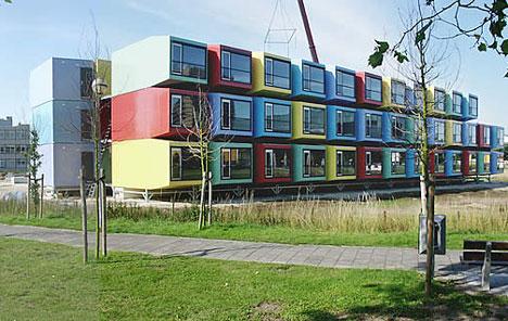 Carol carneiro casa container - Transformar contenedor maritimo vivienda ...