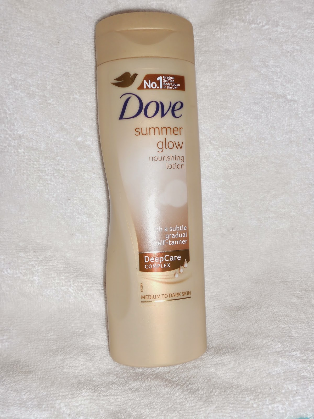 dove summer glow boots