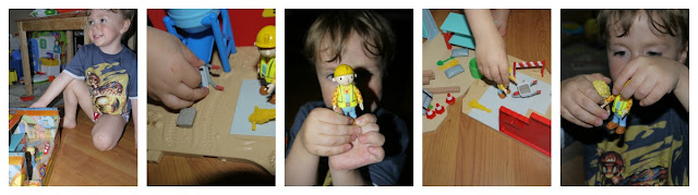 Bob The Builder, Character, playsets