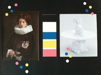 Fotostyling Rijksmuseum moodboard