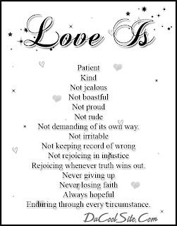 Puisi Cinta Bahasa Inggris