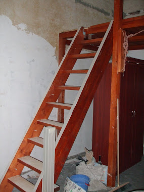 Scale Refurbishment- Before