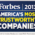 Forbes zählt Nature's Sunshine / Synergy WorldWide zu den vertrauenswürdigsten Unternehmen Amerikas