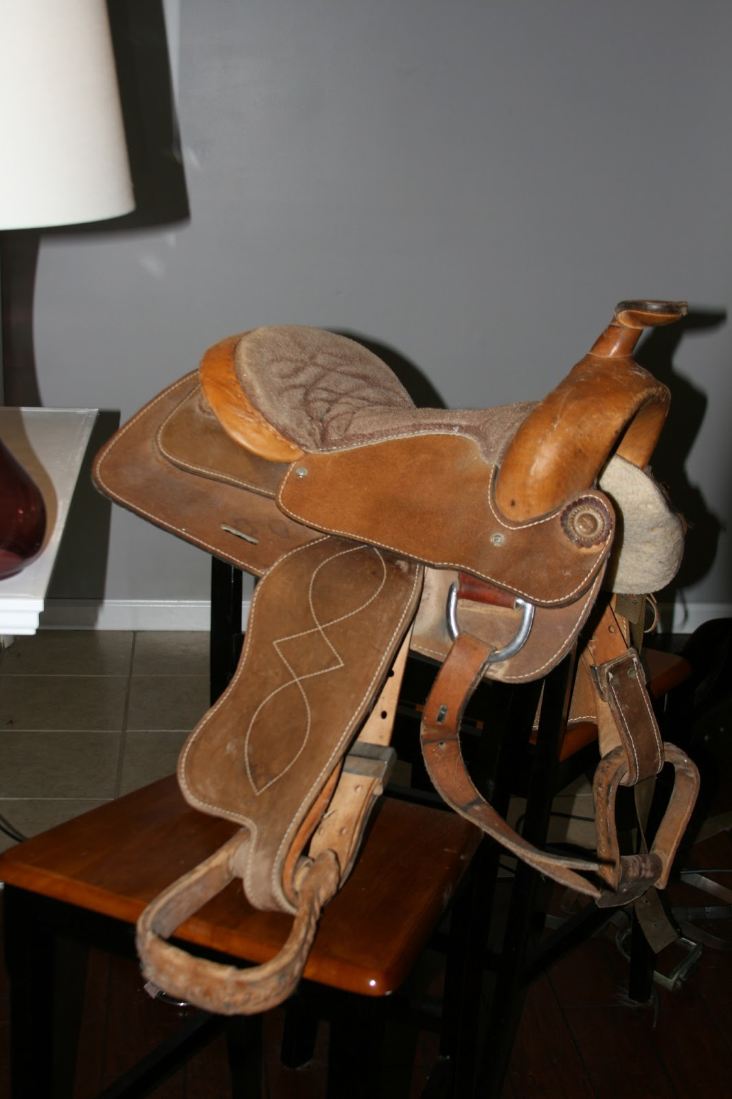 Cob Jockey: Tack Sale, and My House is Making Me Poor