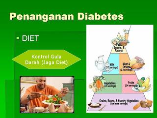 Pola Makan Sehat Bagi Penderita Diabetes