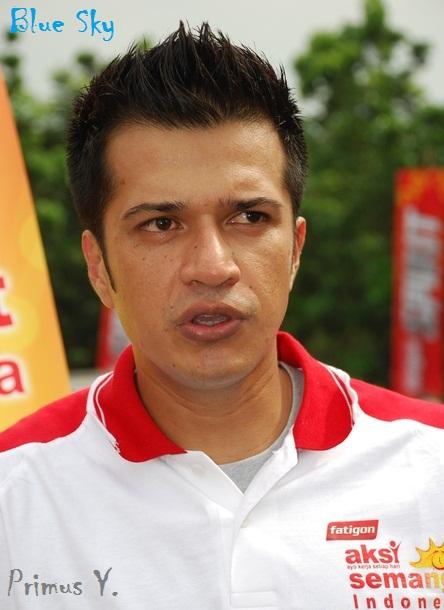 Foto Primus Yustisio - Aktor Indonesia Ganteng