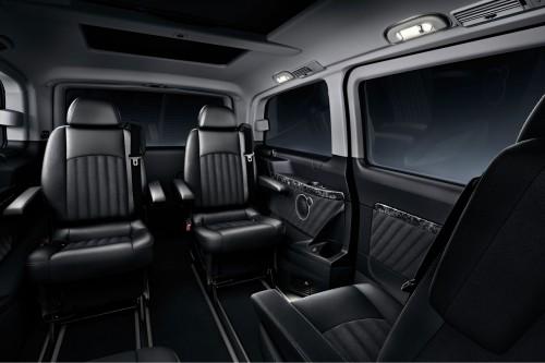 2011 Mercedes-Benz Viano Avantgarde Edition 125
