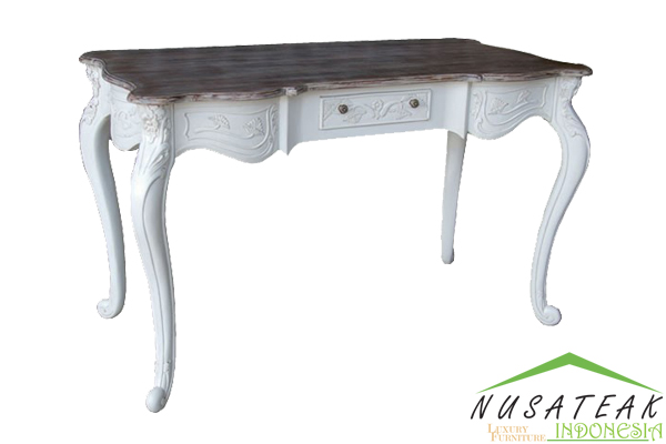 Bantan French Dressing Table - Nusa Teak