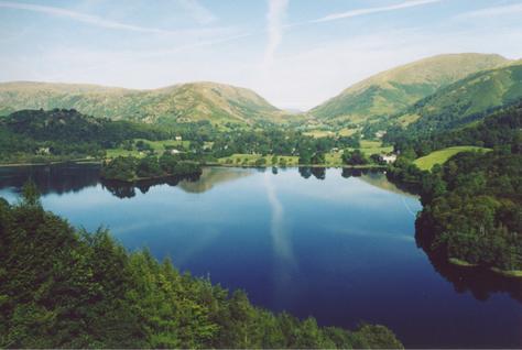 Exotic Places: The Lake District UK  Lake