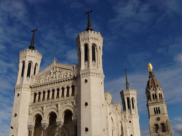 Basílica Notre Dame Fourvière, Lyon
