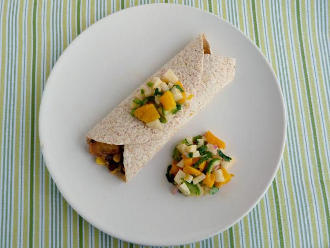 how to make jicama tortillas