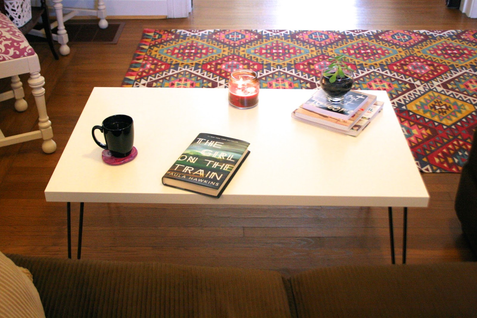 Hairpin Leg Coffee Table The Surznick Common Room - Coffee table no legs