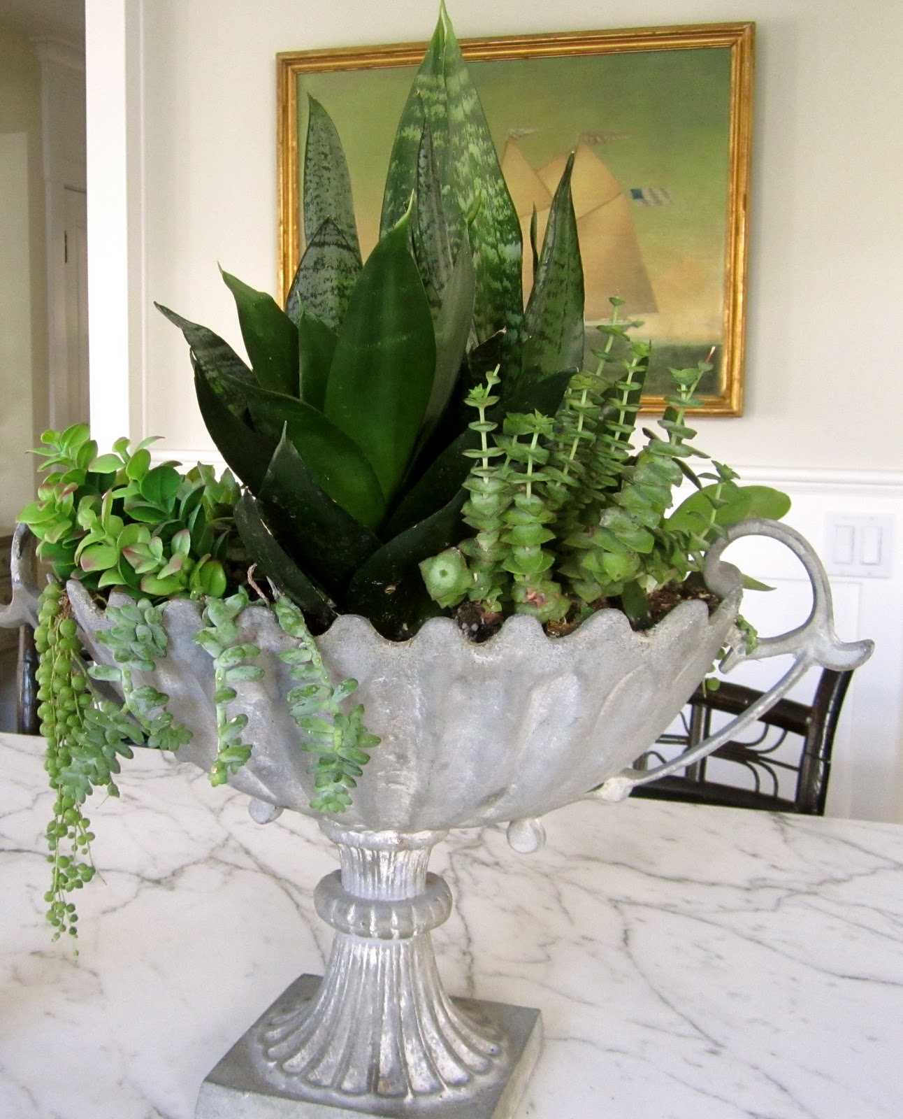 Real Vs Artificial House Plants Classic Casual Home