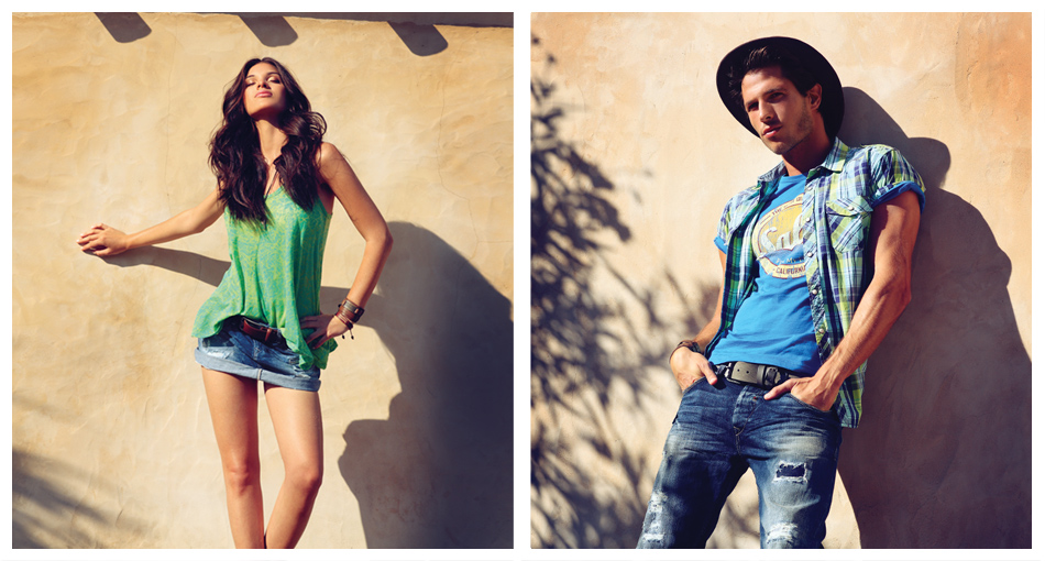 LaPassionTEST aaaa: My top 10 fashion brands: Salsa jeans.