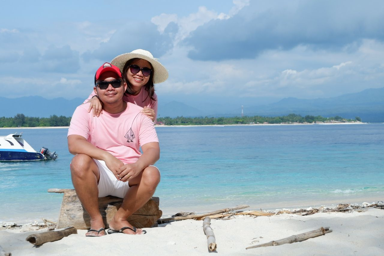 HONEYMOON TRIP LOMBOK 16 - 19 APRIL 2018