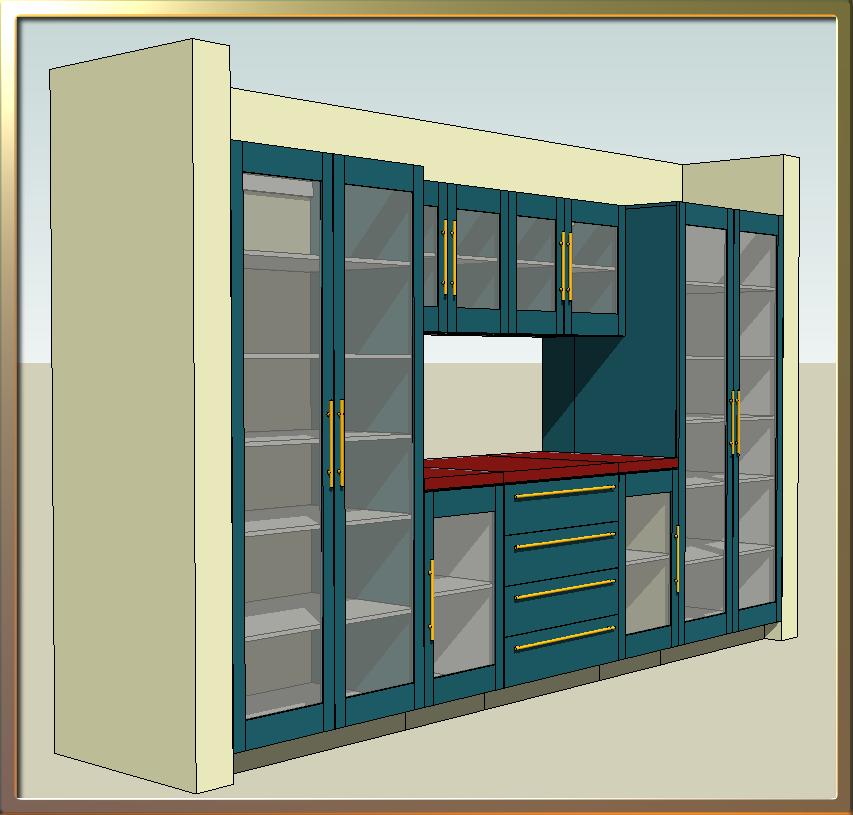 Cabinet Tools Plugin. Revised Now works with SU 2016 u0026 2017 & tomot: Cabinet Tools Plugin