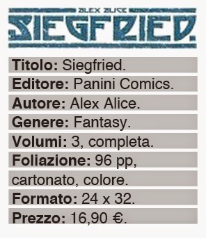siegfried alex alice panini comics fumetto bande dessinèe dati