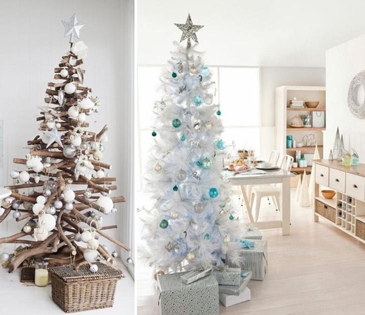 Arbol navidad moderno helen lindes alessandra ambrosio carolina cerezuela nos ensean su rbol de - Arbol navidad moderno ...