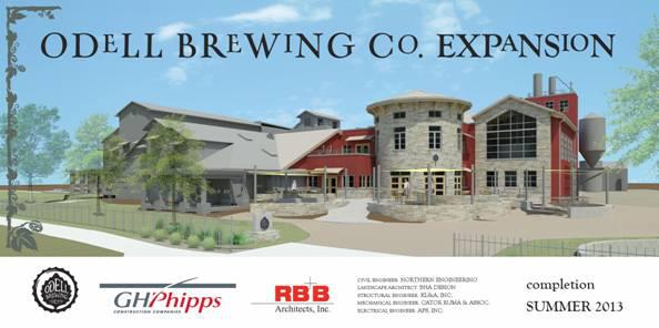 Odell Brewing expansion