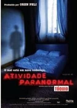 Download Atividade Paranormal em Tóquio Torrent Grátis