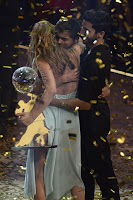 final danca estrelas sara prata venceu