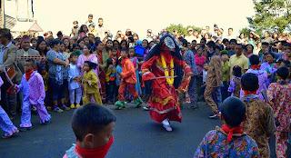 Chowrastha Darjeeling fulPati 2014 cultural unity in diversity