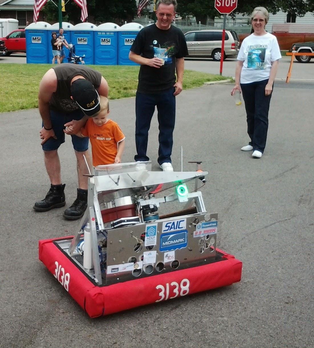 Stem School Miami: DarkeJournal.com: Innovators Robotics To Appear At Poultry