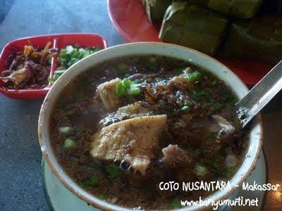 Kuliner Makassar - Coto Nusantara, Juara!