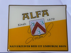 Alfa Bierbrouwer Doming Label