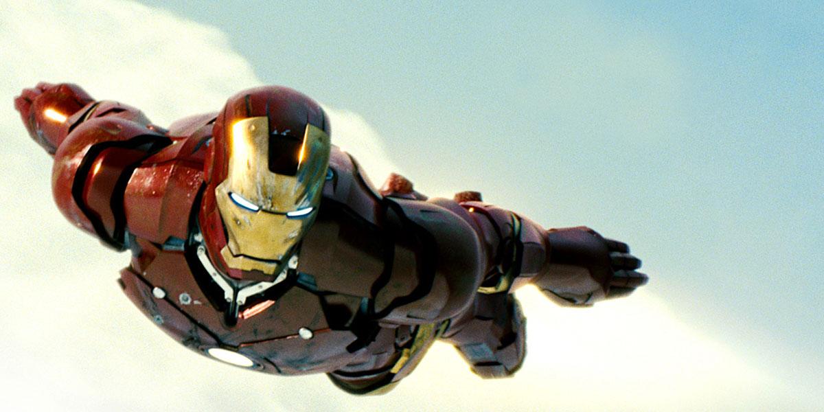 Iron Man Superheroes l 300+ Muhteşem HD Twitter Kapak Fotoğrafları