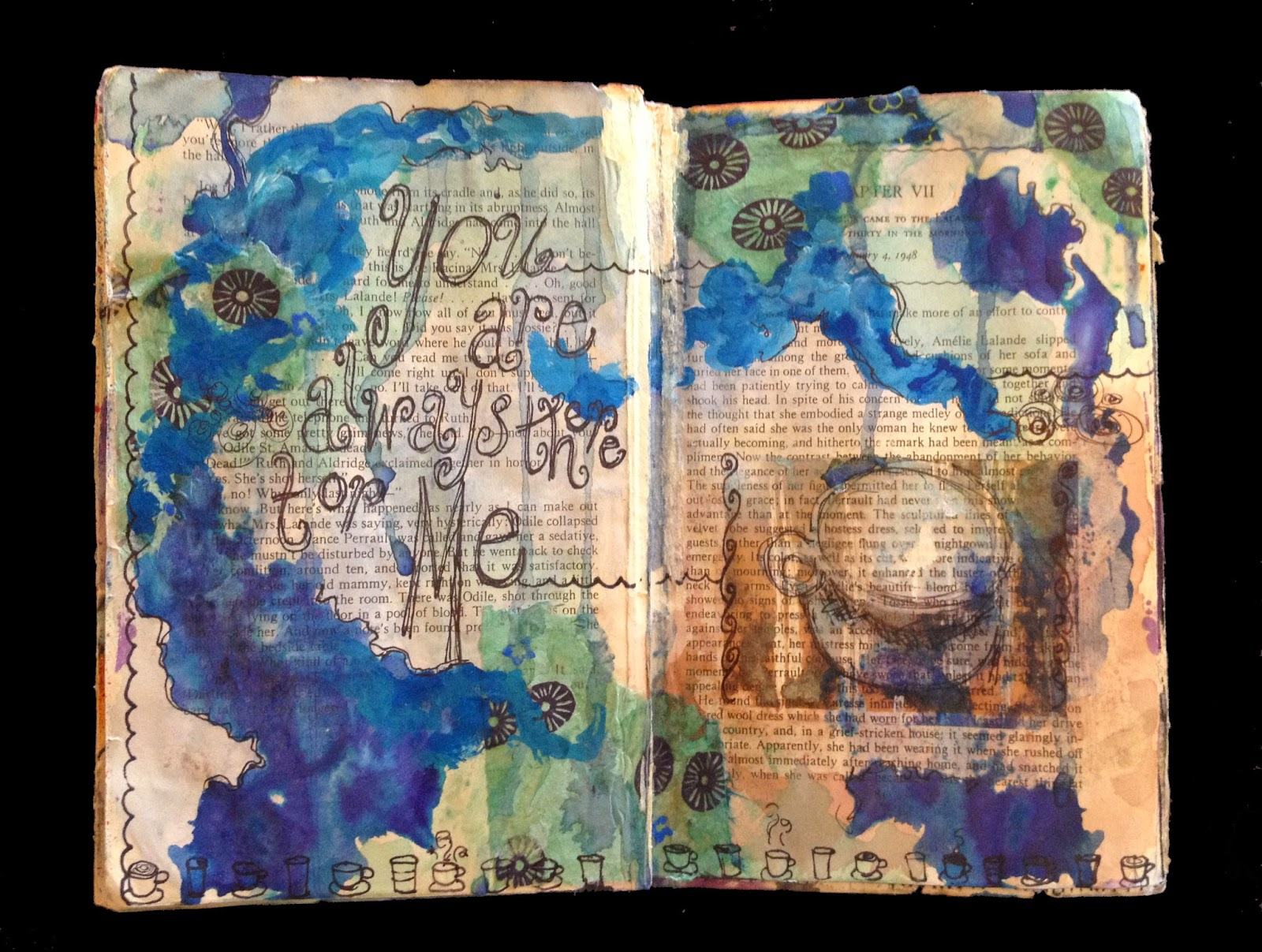 the 5 photos above are from my own personal journal i love the process of collecting cutting combining all different mediums and ideas to formulate a new
