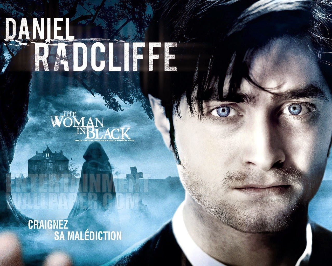 the woman in black: and daniel radcliffe as arthur kipps | i c cinema