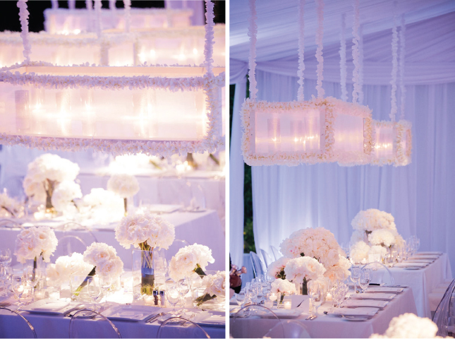 Wedding Trends} : Hanging Wedding Decor – Part 2 - Belle the