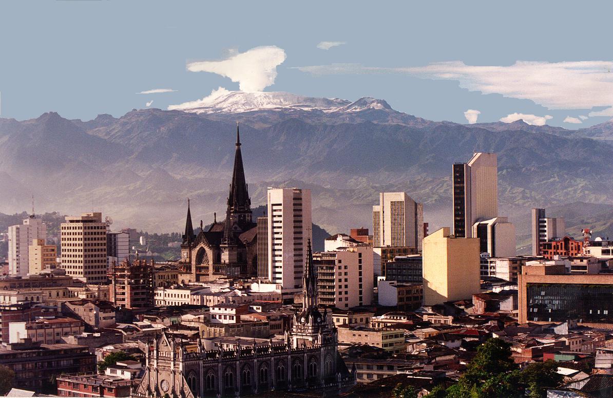 Nuestra Colombia Caldas Manizales
