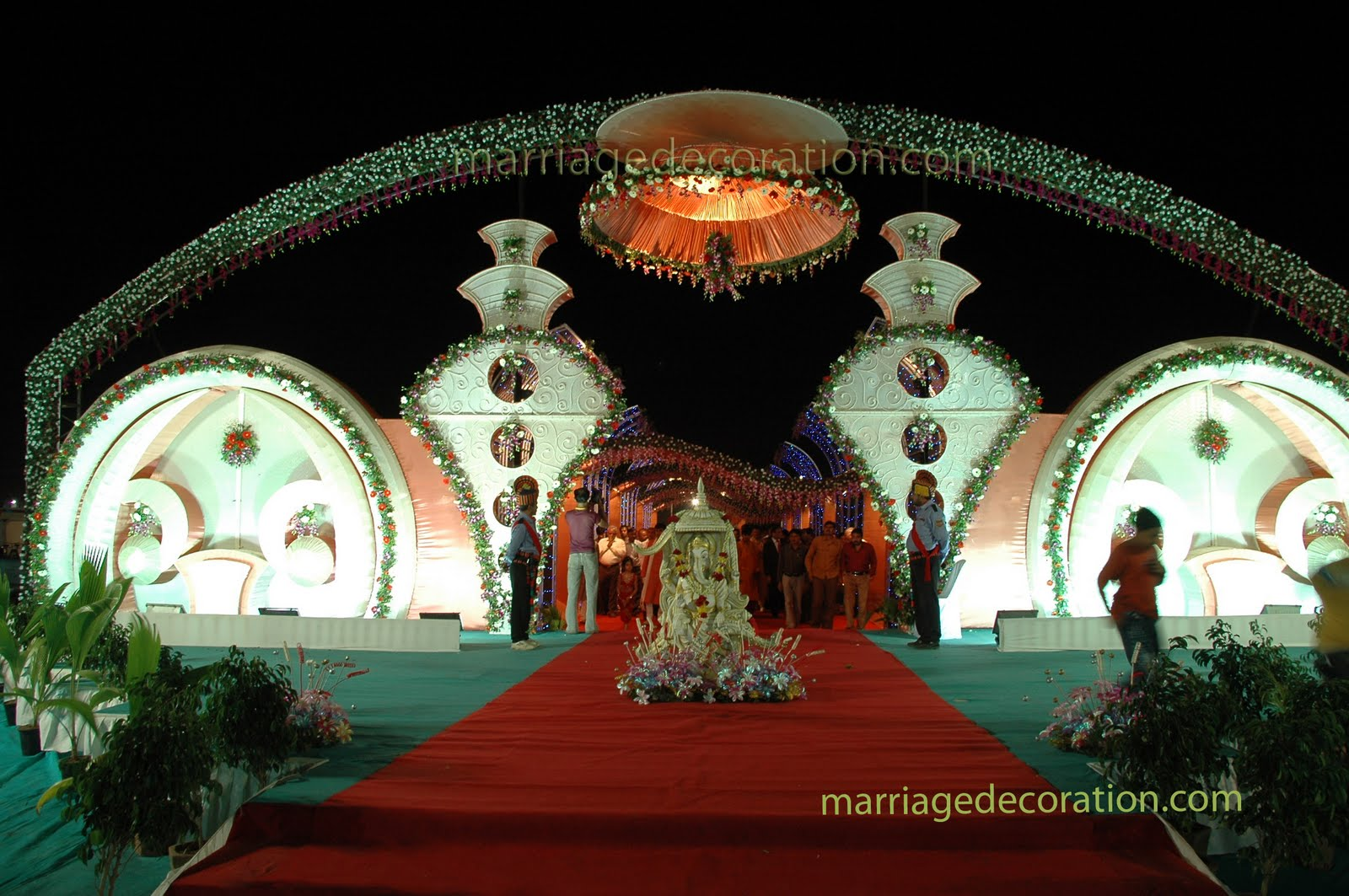 Free Wedding Decorating Idea, Wedding Reception Decorations, Wedding ...